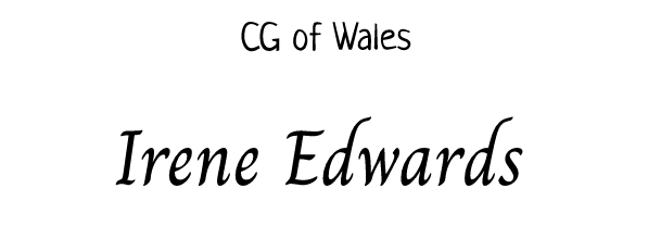 CG of Wales